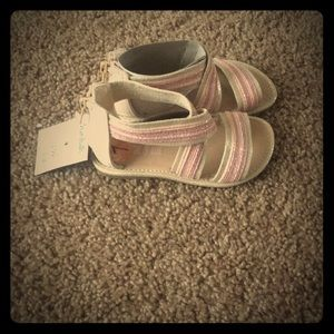 Other - Sandals for little girls.